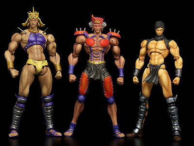 SAS jojo's bizarre adventure Cars Esidisi Wamuu set action figure Medicos