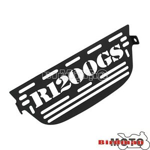 High-Quality-Motorcycle-Black-Oil-Cooler-Guard-For-BMW-R1200GS-06-12-Aluminium