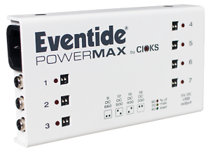 Eventide PowerMax Isolierte Guitar Power Supply