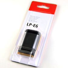 LP-E6 Battery For Canon EOS 5D2 5D3 7D 7D2 6D 70D 60D 60Da 5D Mark II III LC-E6E