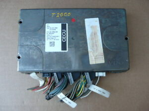 Details about KENWORTH T2000 CECU MODULE ASSEMBLY