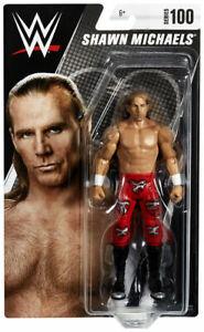 WWE-Mattel-Shawn-Michaels-Series-100-Basic-Figure