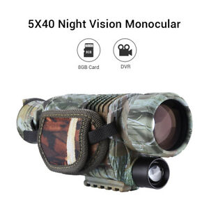 5x40-Digital-Night-Vision-Monocular-8GB-DVR-With-Adjustable-Focus-for-Hunting