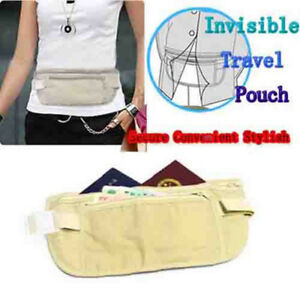 Travel-Waist-Hidden-Pouch-Security-Passport-Money-Waist-Belt-Sport-Pack-Bag