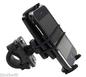 Motorcycle-Bicycle-Bike-Handlebar-Mount-for-Apple-iPhone-5-5s-5c-4-4s-SM532-New