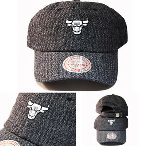official photos f1c15 0a51f Image is loading Mitchell-amp-Ness-NBA-Chicago-Bulls-Grey-Dad-