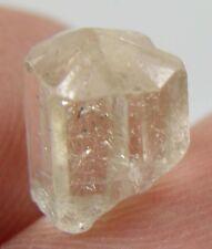#6 3.55ct Burm Very Rare 100% Natural Phenakite Phenacite  Crystal Specimen 8mm