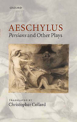Aeschylus: Persians and Other Plays, Aeschylus, Very Good