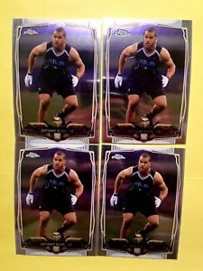 2014 topps chrome Anthony Barr RC Rookie Lot Vikings x4