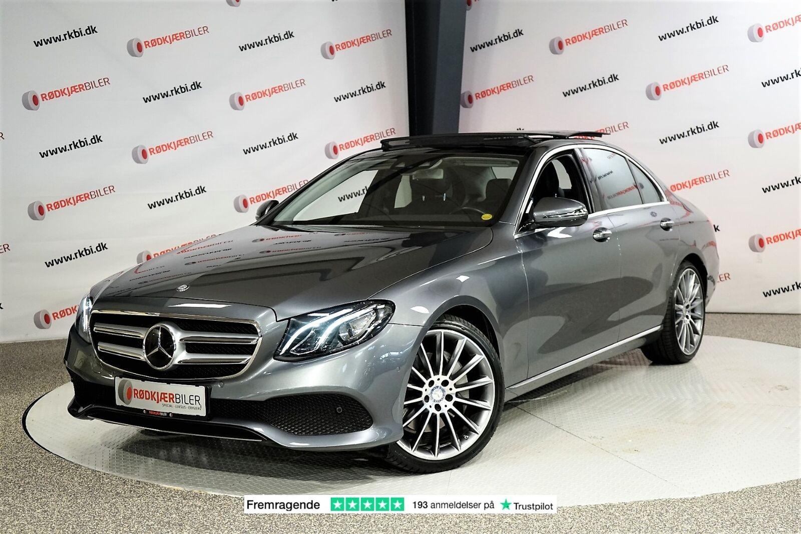 Mercedes E350 d 3,0 aut. 4d - 265.000 kr.