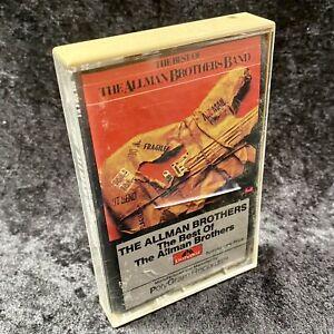 The Allman Brothers The Best Of Cassette Tape Polygram 1980 Ramblin' Man