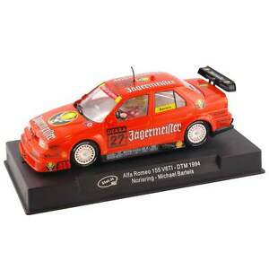 Alfa Romeo 155 Jagermeister Slot.it SICA35B Scalextric compatible Slot Car 1/32