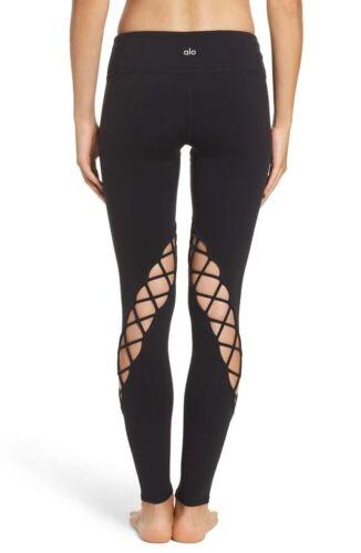ALO yoga Filigrane legging dentelle noir taille XS