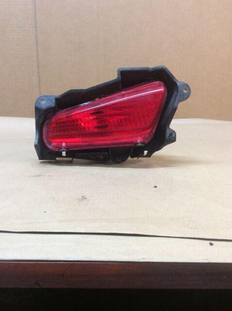 06 Honda Trx500tm Trx 500 Tm Right Tail Light Oem 33710