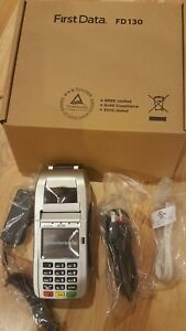 BRAND NEW FD130  EMV NFC Dial/IP/WIFI Credit Card TERMINAL