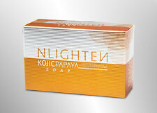 NLIGHTEN KOJIC PAPAYA SOAP W/ GLUTATHIONE BY NWORLD