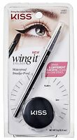 (2 Pack) Kiss Wing It Eyeliner Black