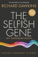 Oxford Landmark Science: The Selfish Gene by Richard Dawkins (2016, Paperback, Anniversary)