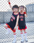 2020 Kids Boys#23 Basketball Jerseys Short Suits kits Girls 1-10 years Sets Hot