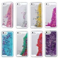 Dynamic Liquid Glitter Stars Quicksand Hard Case Cover for iPhone 5 5c 6 7  Plus