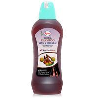 500ml Ayur Herbal Amla Shikakai Reetha Shampoo Conditioner For Normal Hair