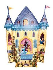 "Disney Princess Castle 26"" Anagram Balloon Birthday Party Decorations"