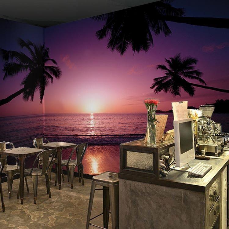 3D Die tropischen Meer 015 Fototapeten Wandbild Fototapete BildTapete Familie DE