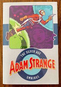 Adam Strange: The Silver Age Omnibus Volume 1 (2017, D.C. Comics) Hardcover.