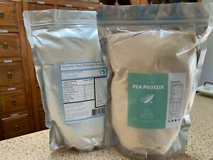 3-LBS-Organic-Pea-Protein-Powder-Non-GMO-Vegan-Tone-your-muscle-amp-Loose-Weight