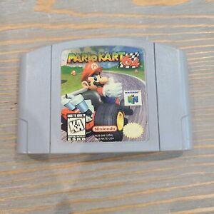 Mario-Kart-64-N64-Nintendo-Cartridge-Game-Only-Racing-USA
