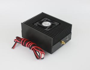 Details about 2019 20W UHF 400-470MHZ Ham Radio Power Amplifier for  Interphone DMR DPMR P25