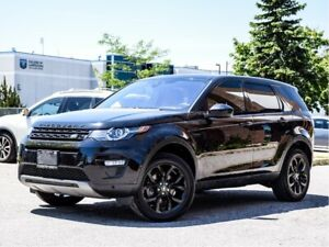 2019 Land Rover Discovery Sport HSE Black Pack, Convenience Pack, Navigation
