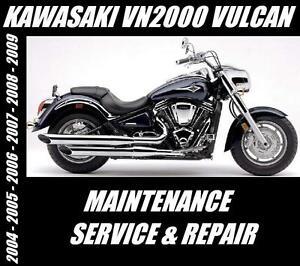 Kawasaki-VN2000-Vulcan-VN-2000-Service-Repair-Maintenance-Manual-2004-2009