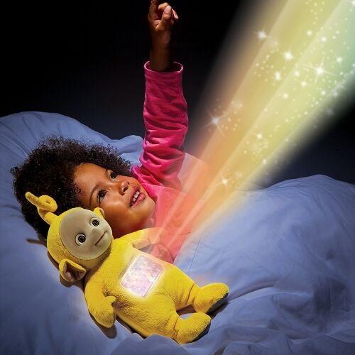 Teletubbies Teletubbie Lullaby Laa-laa Laa laa Soft Toy Plush Stuffed Doll Light
