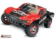 Traxxas Slash 4x4 Brushless 2,4GHz RTR TSM TQi mit iD Akku, Lader - 68086-3