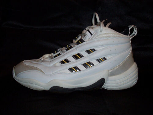 Original Silk Still Basketball Wearable Excellent 290 Sz 1990s Adidas 11 Shoe HAtwwq