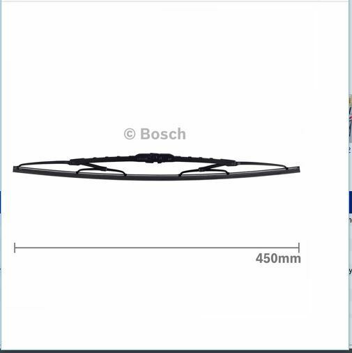 BBE450 - Bosch Eco Wiper Blade 450mm