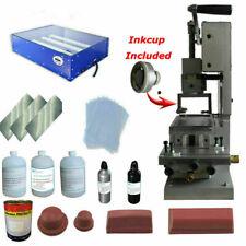 Full Set Pad Printing Kit Manual Printer Amp Exposure Ink Diy Ball Pencil Logo