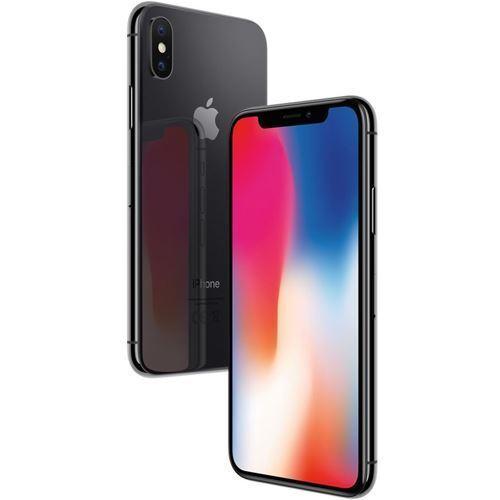 Apple iPhone X 256GB 3GB RAM Sim Free Unlocked iOS Smartphone - Space Grey Good