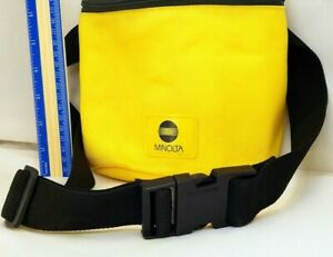 Minolta-Camera-Case-Messenger-Bag-for-Underwater-Weathermatic-Genuine-Original