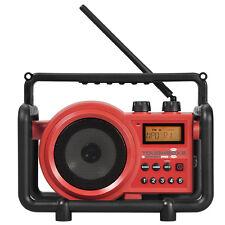 PerfektPro Baustellenradio UKW Radio TOUGHBOX 2 Outdoorradio Werkstatt, Camping