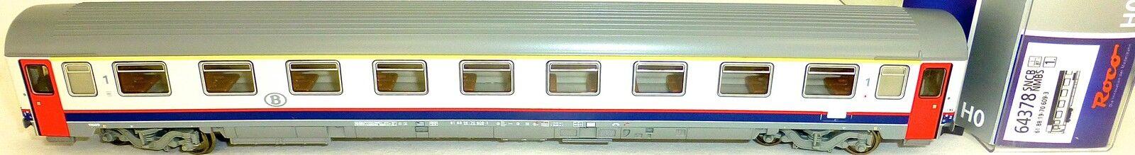 Sncb Eurofima Express Train Wagon 1st Cl. Nem Kkk Ep V Roco