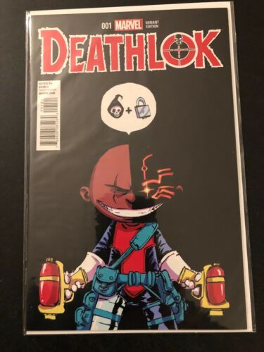 Deathlok 1 High Grade Marvel Comic Book