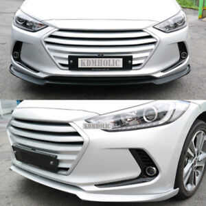 Details About Morris Club Tuning Grille For Hyundai Elantra Avante Ad 2017 Painted