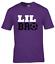 miniature 10 - Lil Bro Kids Boys T-Shirt  Little Brother Kids Boys Tee Top