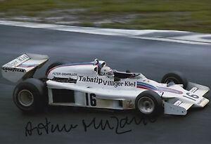 Arturo-Merzario-Firmato-a-Mano-12x8-photo-formula-1