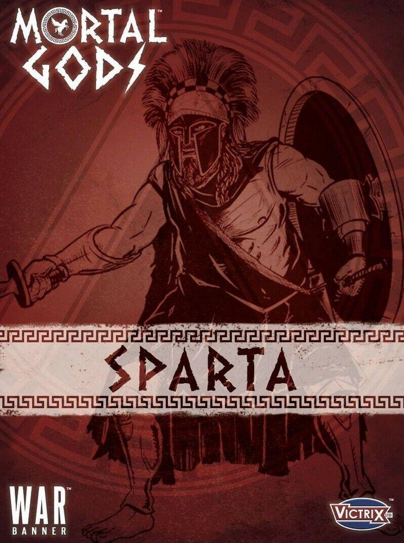 SPARTAN LOCHOS BOX SET - SPARTA - MORTAL GODS - DARK PEAK - MGCBS1