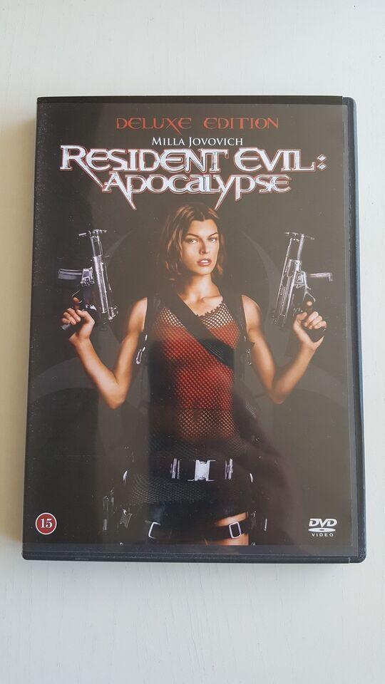 Resident Evil: Apocalypse, instruktør Alexander Witt,
