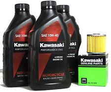 2005 KAWASAKI KLR650 OIL CHANGE KIT