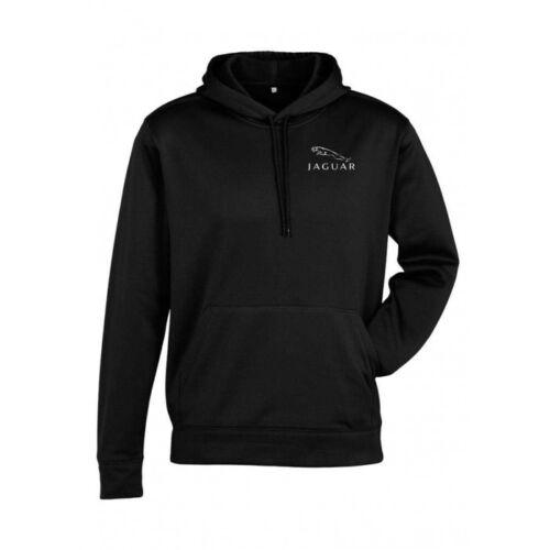 JAGUAR  S-M-L-XL-XXL-XXXL Hooded Sweatshirt